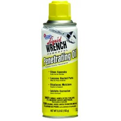 Radiator Specialty - L1-06 - 5.5 oz. Aerosol Can Penetrating Oil, Yellow