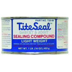 Radiator Specialty - T20-75 - 5lb.can Gasket & Joint Compound Titeseal L