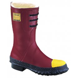 Honeywell - 6147-9 - Shearling Insulated- Steel Toe Poly Rubber