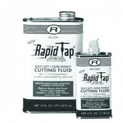 Relton - RAPTAP-04NEW - 4 Oz. Rapid-tap New-no Ccc Hard Metal