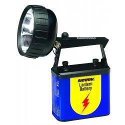 Rayovac - 301KA - 46556 Lantern W/kypton Bulb & Rubber Lens Ring