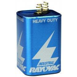 Rayovac - 6V-HDM - Ray-O-Vac 6 Volt Heavy-Duty Maximum Industrial Lantern Battery With Spring Terminal
