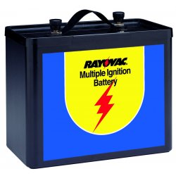Rayovac - 903 - Multiple Ignition Latern Battery, Voltage 7.5