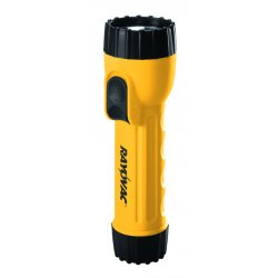 Rayovac - I2D-BULK - 2d Industrial Flashlight