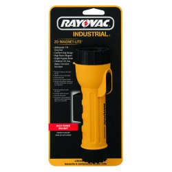 Rayovac - IN2-KMLC - Rayovac IN2-KMLC Flashlight with Krypton Bulb & Magnet