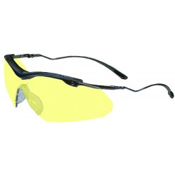 Smith & Wesson - 20351 - Smith Wesson Sigma Scratch-Resistant Safety Glasses, Yellow Lens Color