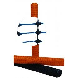 Resinet - OL30 - 4'x100' Flat Laminate Fencing Material