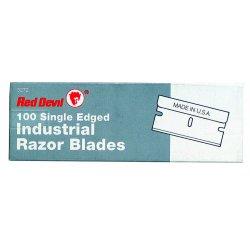 Red Devil - 3272 - Single Edge Razor Blades