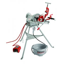 RIDGID - 15722 - Pipe Threading Machine, 1/8 to 1-1/4 In.