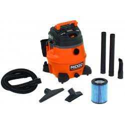 RIDGID - 18718 - Ridgid Model WD1450 14 Gallon High Performance Professional Wet/Dry Vacuum, ( Each )