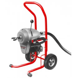 RIDGID - 23712 - Sectional Drain Cleaning Machine, 3/4 HP