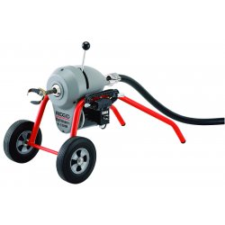 RIDGID - 23717 - Sectional Drain Cleaning Machine, 3/4 HP