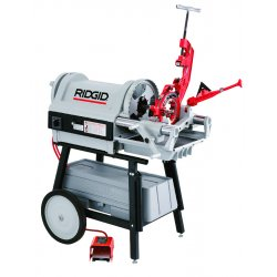 RIDGID - 26092 - Pipe Threading Machine, 1/4 to 4 In