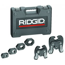 RIDGID - 28043 - Press Ring Kit, Compact, 1/2 To 1 1/4 In