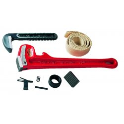RIDGID - 31990 - Ridgid 17' X 1/2' Polyurethane Coated Woven Nylon E3779 Replacement Single Strap (For Use With 31335 Strap Wrench), ( Each )