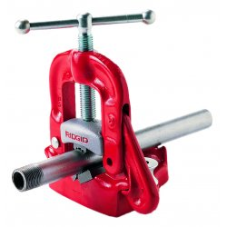 "RIDGID - 40080 - Bench Yoke Vise, 1/8 to 2"" Pipe Capacity, 4-1/2"" Overall Height"