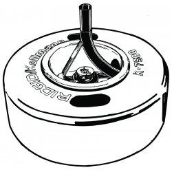 RIDGID - 41982 - K750 Drum Asm W/3/4 Pigt