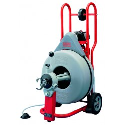 RIDGID - 47047 - Drain Cleaning Machine, 100 ft. of 5/8""