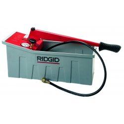 RIDGID - 50557 - Ridgid 1450 50 Bar Pressure Test Pump (Includes Aluminum And Carbon Enhanced PTFE Piston Pump), ( Each )