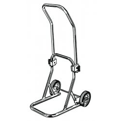 RIDGID - 59782 - Transport Cart, Steel