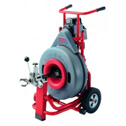 RIDGID - 60052 - Drain Cleaning Machine, 115VAC