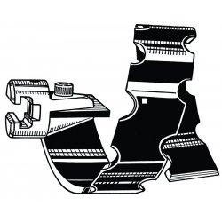 """RIDGID - 63015 - T-207 1 1/4""""sprl Cutter"""