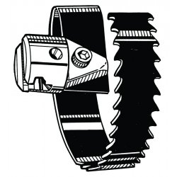 "RIDGID - 63075 - T-22 3"" Spiral Cutter"