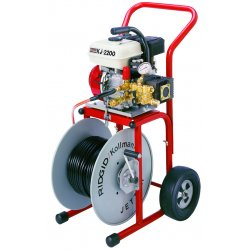 RIDGID - 63882 - Water Jetter Drain Machine, 1-1/4 to 6 In