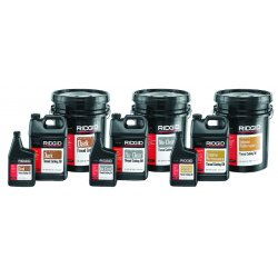 RIDGID - 70830 - Ridgid Black 1 Gallon Bottle Thread Cutting Oil (6 Per Case)