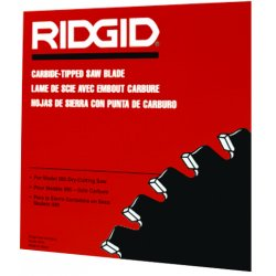 "RIDGID - 71692 - Ridgid 14"" X .087"" X 1"" 80 TPI Carbide Tipped Dry Cut Saw Blade (For Metal Cutting)"