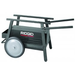 RIDGID - 92467 - Pipe Threading Machine Stand, For Use With 5A191, 3RY43, 3FE64, 4CW39 Pipe Threading Machines