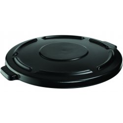 Rubbermaid - 640-2620-GRAY - Gray Lid For Brute 2620