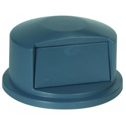 Rubbermaid - 2647-88-GRAY - Gray Brute Dome Top For2641 & 2643