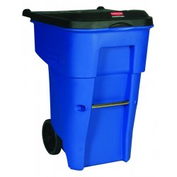 Rubbermaid - 9W21-73-BLUE - Brute Rollout Container