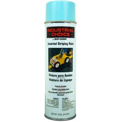 Rust-Oleum - 1627838 - Solvent-Base Striping Paint, Light Blue, 18 oz.