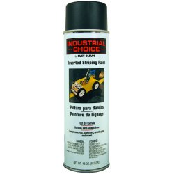Rust-Oleum - 1677838 - Black Striping Paint, Solvent Base Type, 18 oz.