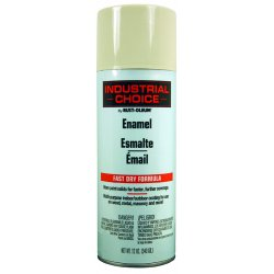 Rust-Oleum - 1696830 - 830 Antique White Ind. Choice Paint 12oz. F.wt., Ea