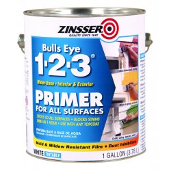 Rust-Oleum - 2001 - Bulls Eye 1-2-3 Primer 1gallon Can