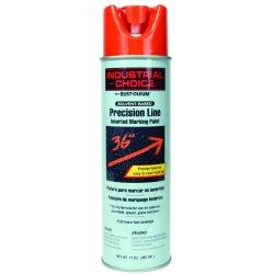 Rust-Oleum - 203026 - Solvent-Base Precision Line Marking Paint, Alert Orange/APWA Orange, 17 oz.