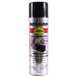 Rust-Oleum - 209564 - High Performance Rust Preventative Spray Paint in Hammered Metal Dark Bronze for Metal, Steel, 15 oz