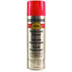 Rust-Oleum - 209568 - 15 Oz. Fluorescent Pinkspray Paint, Ea