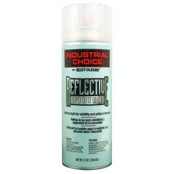 Rust-Oleum - 223884 - Clear Reflective Aerosol Paint, Ea