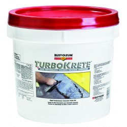 Rust-Oleum - 253479 - Turbokrete Concrete Patch Kit 2.0 Gal