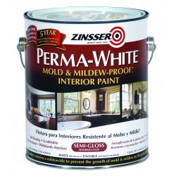 Rust-Oleum - 2761 - Perma-wh Mold/mildew Proof Int Pnt Semi-gl 1gal.