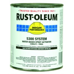 Rust-Oleum - 5301604 - Epoxy Coating Activator, Size: 1 pt.