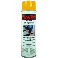 Rust-Oleum - AS2144838 - Paint Nonslip Aerosol Osha Yellow 20 Oz Rust-oleum Volatile Organic Compound Rust-oleum Corporation, Ea