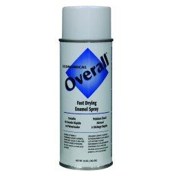 Rust-Oleum - V2403830 - 830 10-oz Gloss White Overall Industrial