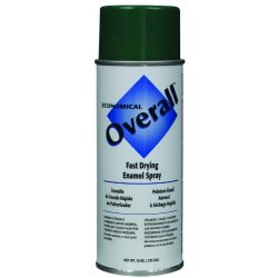 Rust-Oleum - V2410830 - 830 10-oz Gloss Green Overall Industrial