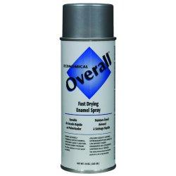 Rust-Oleum - V2412830 - 830 10-oz Aluminum Overall Industrial