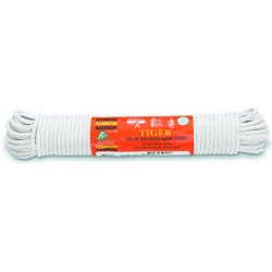 Samson Rope - 004016012030 - 8 Tiger 1/4x1200 Cottonsash Cord